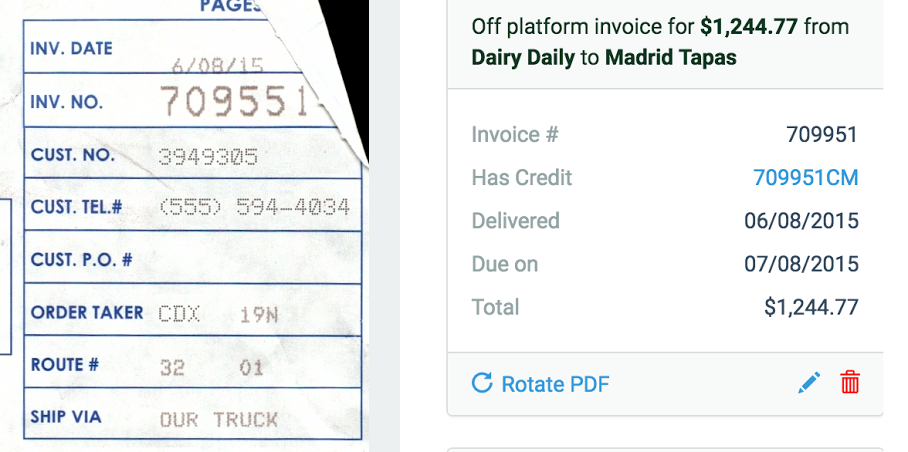 What Are OffPlatform Invoices Sourcery Technologies Inc - Invoice platform